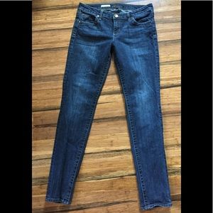 Kut from the Kloth Mid Rise Skinny Jeans Diana 6